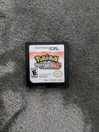 Nintendo DS Pokemon White 2 version cartridge Edmonton, T6A 0H4