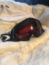 Oakley  Oo7005 Crowbar snow Prizm googles( never used ) Calgary, T2L 1R2