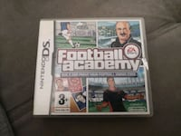 Nintendo DS için Football Academy