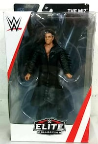 Wrestling Figure - The Miz Guelph