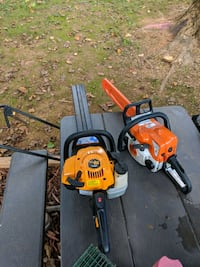 Chainsaw and hedge trimmer Greensboro, 27410