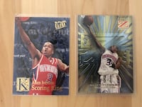Iverson limited edition rookie cards  Los Angeles, 90034