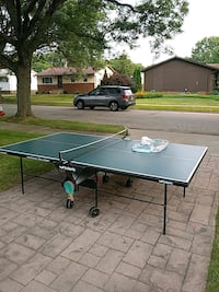 Butterfly Roll Away Ping Pong Table Cleveland, 44109