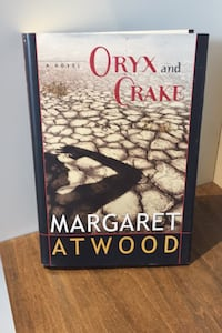 Margaret Atwood book London, N6M 0E5