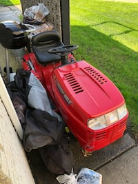 Troy Built Riding Mower for sale CASH OR CASHAPP ONLY NO ACCEPTIONS