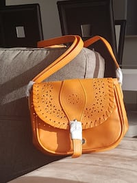 sac bandoulière  Orange  Questembert, 56230