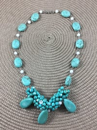 New Howlite Turquoise Necklace, see all pics Chesapeake, 23320