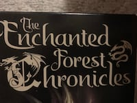 The Enchanted Forest Chronicles Indian Trail