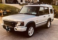2003 Land Rover Discovery SE Sterling