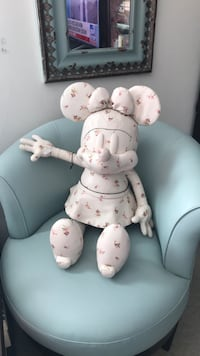 Coach Leather Minnie Mouse Disney Doll
