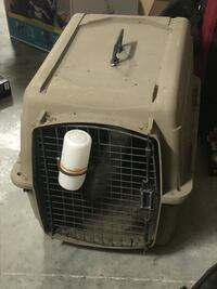 Large dog crate  Riverview, 33578