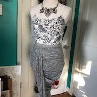 Buy the look! Top and asymmetrical skirt Wilmington, 19804