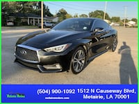 Used 2017 INFINITI Q60 for sale Metairie