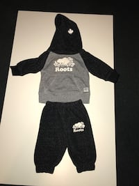 Roots 3-6 Month Infant Tracksuit  Toronto, M9W 3W7