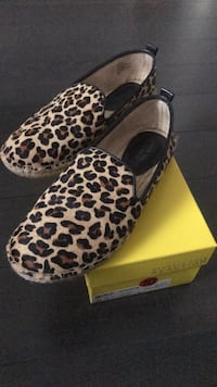 Kenneth Cole - Women's Leopard Espadrille w/ box Toronto, M6A 0B5