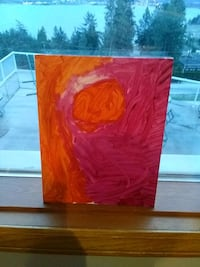 Painting by 6 yr old artist