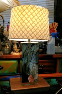 Mirror table lamp from Target Athens, 30601