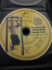 Instructional DVD On Pull Ups