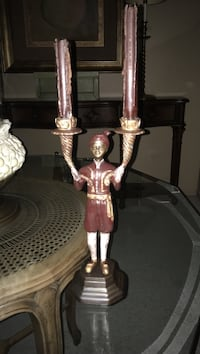 "Candle stick holder stands 12""high Oakville, L6K 1Y8"