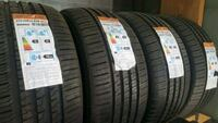 215/35/r19 brand new tires never mounted for $75