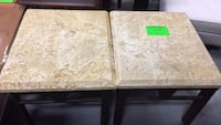 Faux Fossil End Tables Toronto, M1X 2E4