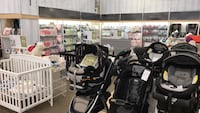 Baby cribs, strollers, accessories now at Home Outfitters Scarborough Toronto, M1L 4V9