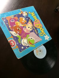 Muppets record