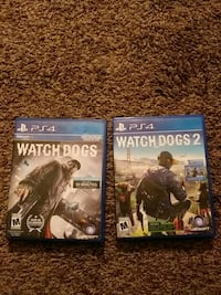 Ps4 watch dogs set