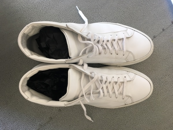 c1094cb4660f8 Used Common Projects original Achilles mid white for sale in Los Angeles -  letgo