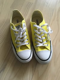 Gule converse all star str 37,5 Rolvsøy, 1663