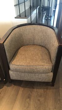 Moving Sale - 2 upholstered accent chairs (priced individually) New Tecumseth, L0G