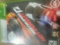 Need for speed hot pursuit xbox 360 Falls Church, 22041