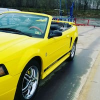 2002 Ford Mustang Sterling