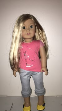 This is the Isabelle America girl doll (comes with the clothes) Eagan, 55122