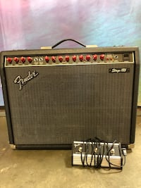 Fender Stage 185 Guitar Amp Corona, 92879