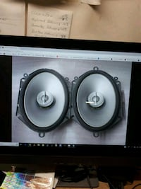Infinity Reference 6822cf 2-Way Car Speakers Welland, L3B 4T6