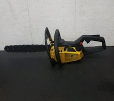 """Chainsaw with 16""""bar"""