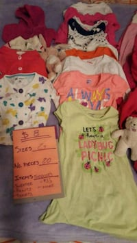 Toddler clothes -2T Burnaby, V5H 1P2