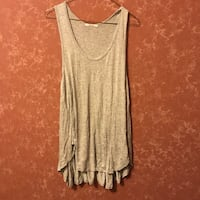Long Sleeveless Grey Top Barrie, L4N 7M2