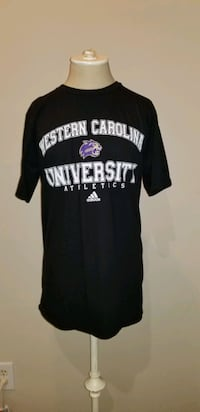 NWT Adidas WCU Western Carolina University Catamounts Athletics TShirt