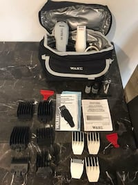 -Wahl professional clipper & trimmer 89  - Wahl professional 8685 classic clipper/trimer Both include guards, oil, & the wahl bag in excellent condition asking for all $120 Or separate  $50 wahl 8685 (peanut)  $80 wahl 89 (large) Calgary, T2S 1H4