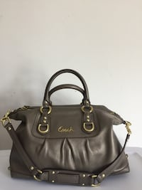 Coach Leather Satchel Handbag Burnaby, V5C 2J9
