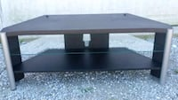 Black TV Stand. Nice shape. Works! Crown Point, 46307