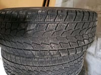 "16"" Winter Tires and Rims sale! Toronto, M3N"