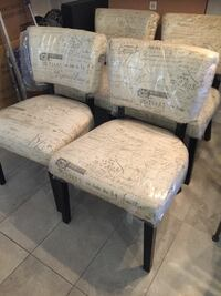 (4) chaise 150$ chacune  Longueuil, J4J 1K8