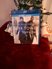 The dark tower Blu-ray Ottawa, K1K 4W3