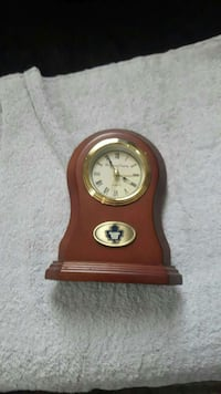 Toronto maple leafs desk clock Delhi, N4B 1L7