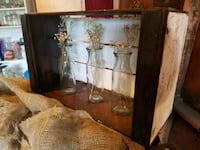 Vintage Barnwood Shelf