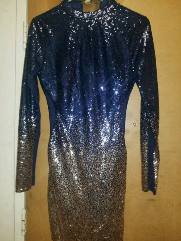 80cda774934 Used Medium fashion nova brand new sparkly mini dress for sale in Toronto -  letgo