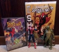 Spiderman Lot Alsip, 60803